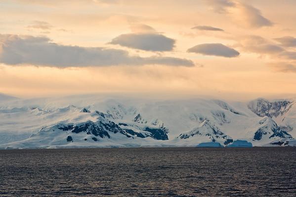 Antarctica, South Georgia Island, Falkland Islands